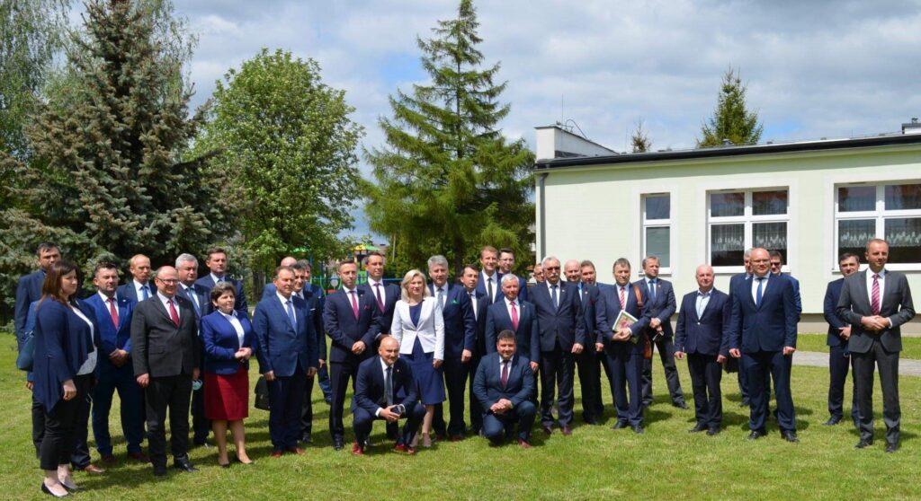 Zebranie założycielskie Euroregionu Roztocze!