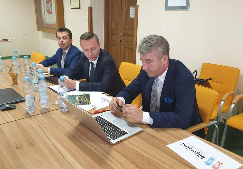 Wyjazdowe posiedzenie Zarządu w Biłgoraju!