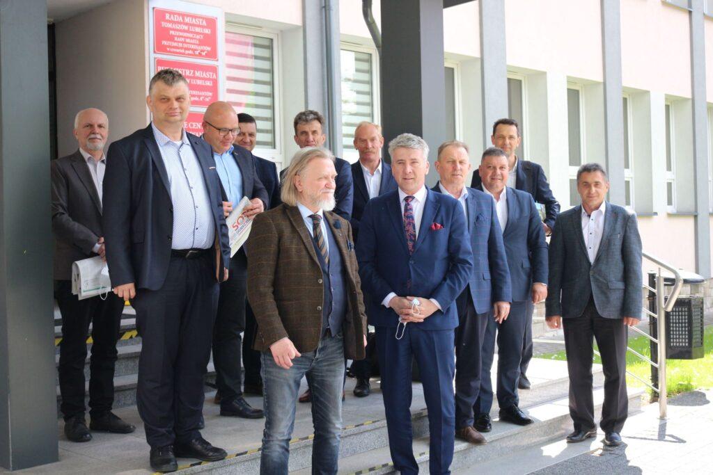 """Spotkanie Rady Partnerstwa """"Roztocze Środkowe""""!"""