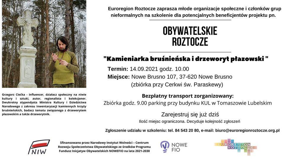 Kamieniarka bruśnieńska i drzeworyt płazowski!